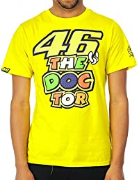 Valentino Rossi T-shirt 46 The Doctor Yellow, MotoGP, vr204701