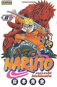Naruto Edition simple Tome 8
