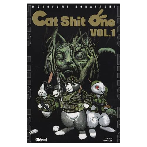 Cat Shit One, Tome 1 :