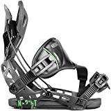 Flow NX2 GT Hybrid Snowboardbindung 2019 - Black Gr. L