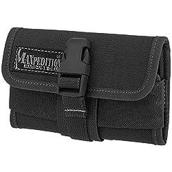 Maxpedition Tasche für Smartphone, horizontal, Gürteltasche, Münzbeutel, 13cm, schwarz