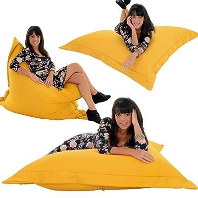 Gilda RAVIOLI GIANT - Bean Bag Chair Beanbag Floor Cushion