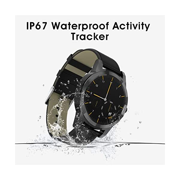 DIGGRO DI03 Plus Smart Watch IP67 Waterproof Smart Wristband With Heart Rate Monitor Pedometer Sedentary Reminder Call Notification Remote Camera Sleep Analysis Bluetooth Smartwatch For Android IOS