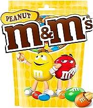 M&M'S Peanut Chocolate, Pouch,
