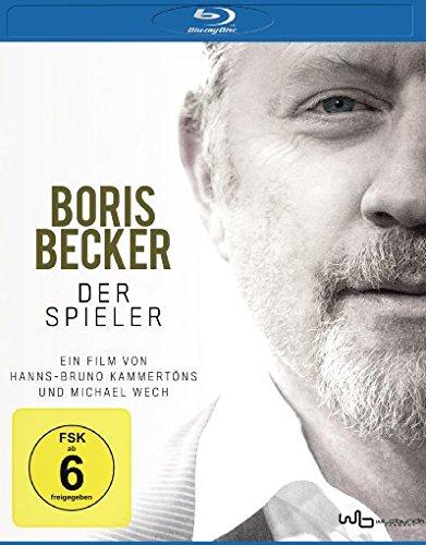 Boris Becker - Der Spieler [Blu-ray] hier kaufen