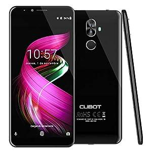 telefonos: CUBOT X18 Plus - 4GB + 64GB Smartphone Libre de 18:9 Sin límite /5.99'' FHD de V...