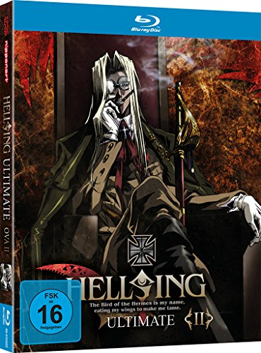 Hellsing Ultimative OVA (Re-Cut) Vol. 2 (Mediabook) [Blu-ray]