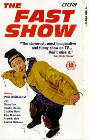 Image of The Fast Show: Series 1 [VHS] [1994]