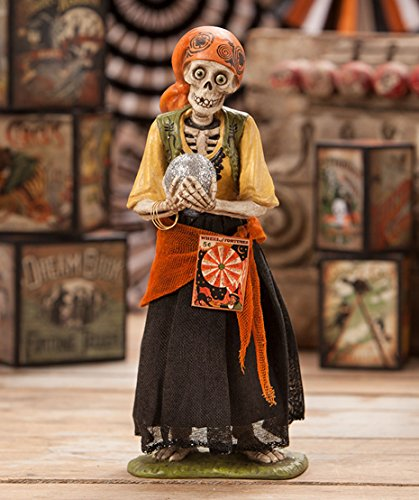 Bethany Lowe Halloween TD7621 Skelett Gypsy -