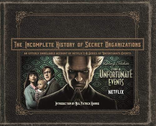 The Incomplete History of Secret Organizations (Harris Batman, Patrick Neil)