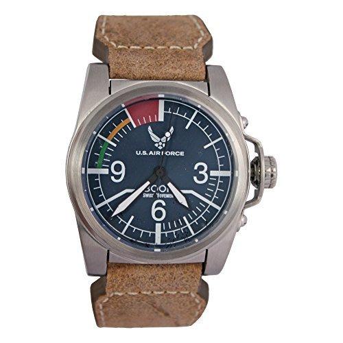 Estados Unidos fuerza aérea Militar reloj wa030801A2