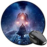 Murder On The Orient Express Kenneth Branagh Mauspad Round Mousepad PC
