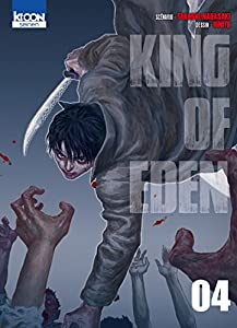 King of Eden Edition simple Tome 4