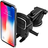 iOttie Easy One Touch 4 Dashboard & Windshield Car Mount Holder for iPhone X 8/8s 7 7 Plus 6s Plus 6s 6 SE Samsung Galaxy S8 Plus S8 Edge S7 S6 Note 8 5SE Samsung Galaxy S8 Plus S8 Edge S7 S6 Note 8