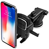 iOttie Easy One Touch 4 Mount Universal Phone Holder for iPhone X 8/8s 7 7 Plus 6s Plus 6s 6 SE Samsung Galaxy S8 Plus S8 Edge S7 S6 Note 8 5