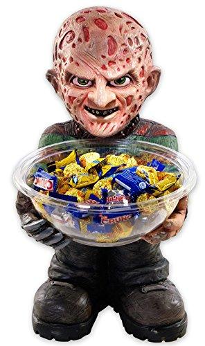 Close Up Freddy Krueger Candy Bowl Holder/Süßigkeitenhalter aus Kunststoff mit Schale