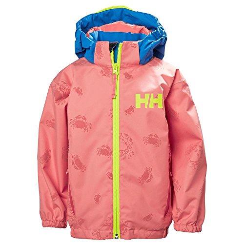 Helly Hansen K Vision Reflex Jacket, Unisex, 40348, Rosa - Shell Pink, Größe 7 (Reflex-shell)