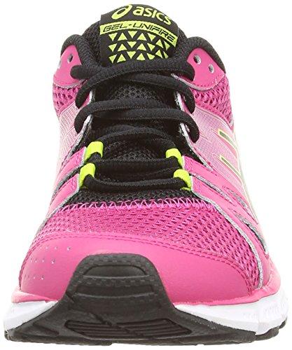 Onistuka Tiger Gel-Unifire, Scarpe sportive da donna Rosa (Hot Pink/Onyx/Lime 2099)