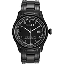 Reloj cuarzo para hombre Giovine Casanova Tempo OGI004/T/MB/BK/NR