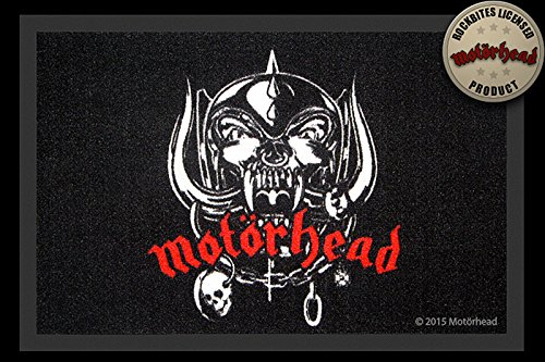 Felpudos Música Motörhead