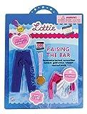 Lottie Kleidung für Puppe LT036 Raising The Bar Zubehörset - Puppen Zubehör Kleidung Puppenhaus Spieleset - ab 3 Jahren