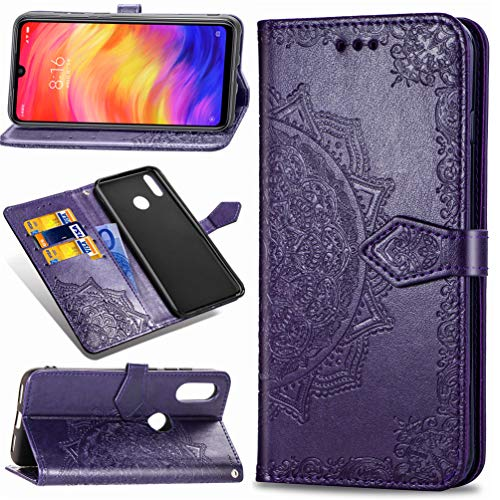 MUSESHOP Funda Xiaomi Redmi Note 7/Note
