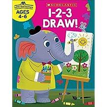 Little Skill Seekers: 1-2-3 Draw