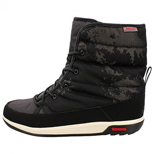 Adidas Sport Performance Choleah matelassée Primaloft Boot, noir, 5 M Black/Chalk White/Clear Onix - Tonal Reflective Pr