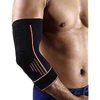 HTWY Codo Deportes Al Aire Libre Vendaje Brazo Protector Cinturón De Presión De Tenis Codo Deportes Respirables Equipo De Protección
