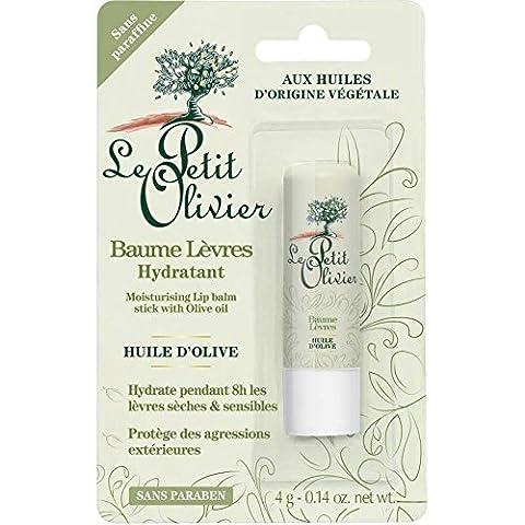 Le petit olivier baume à lèvres hydratant - huile d'olive 4g Prix Unitaire - Envoi Rapide Et Soignée