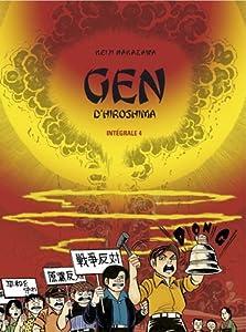 Gen d'Hiroshima Intégrale Tomes 7 et 8