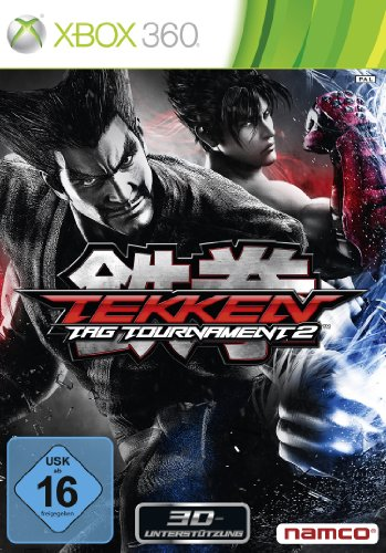 Tekken Tag Tournament 2 [Software Pyramide] - [Xbox 360]