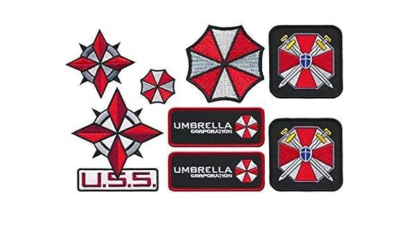 Patch Squad Mens Ultimate Resident Evil Umbrella Corporation