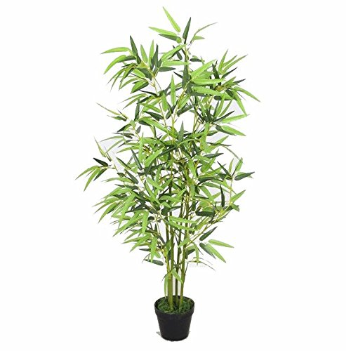 120cm planta artificial de bambú–XL Bushy forma