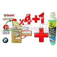 Aceite Motor Coche Castrol Edge Titanium Professional BMW ll04 0 W30 Acea C3 – 4 L LT + 1 x Bardahl Windscreen Cleaner Concentrated líquido limpiacristales ...