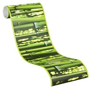 A.S. Création Frise murale autocollant Stick Ups vert 5,00 m x 0,17 m 903617