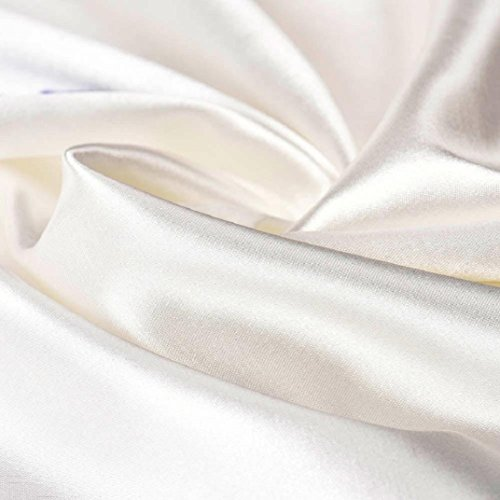 Transer ® Polyester Femmes Lady Summer manches O-Neck Casual Dress Maxi Party impression Soirée Mini robe lâche(S-XL) Blanc