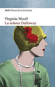 La señora Dalloway par VIRGINA WOOLF