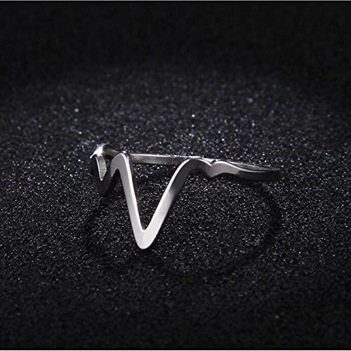 JIEZHI Hohe Qualität Einzigartiges Design V Form Intarsien Ring Frauen Hochzeit Ring Edelstahl Rose Gold Farbe Luxus Liebesring
