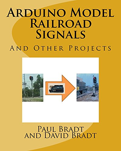 arduino-model-railroad-signals-and-other-projects-english-edition