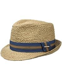 STETSON - - Homme - Chapeau en raphia gros grain Mandalo pour homme