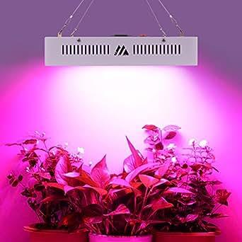 LED Pflanzenleuchte 2000W Dual Chips Pflanzenlicht LED