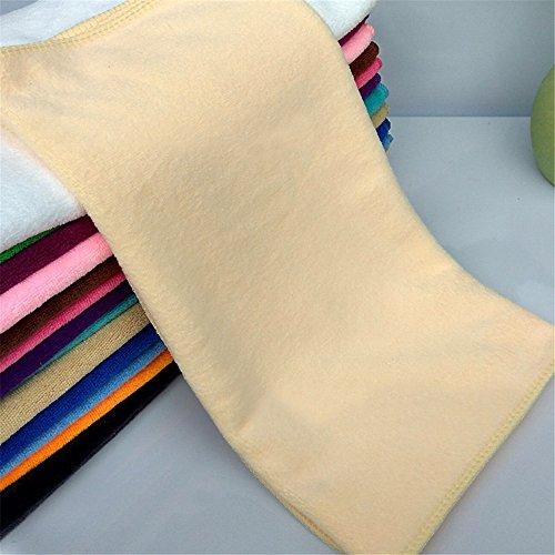 Lifemaison Autowaschtuch Reinigungs Kfz-Reinigung Handtuch/Waschlappen Automobil Handtuch Ultrafeinen Fasertuch Nano (Polish Car Handtuch)