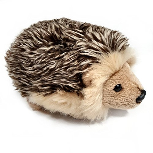 Ravensden 15cm Hedgehog Cuddly Soft Toy - Suitable for All Ages (0+)
