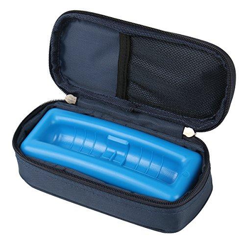 Comecase borsa termica per insulina/organizzatore diabetico/pacchetto refrigerante da viaggio per uso medico.di