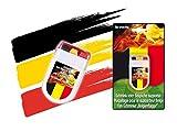 Alsino Schminkstift Fan Schminke Fanartikel Make Up Belgien 00/0614 EM Fußball Fanschminke
