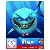 Findet Nemo (Steelbook)   [Blu-ray 3D]