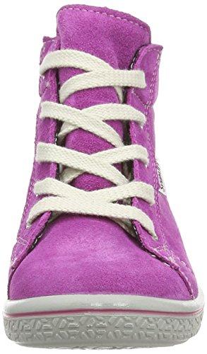 Ricosta Zayni M 61, Baby Mädchen Lauflernschuhe Klassische Stiefel Pink (Candy)