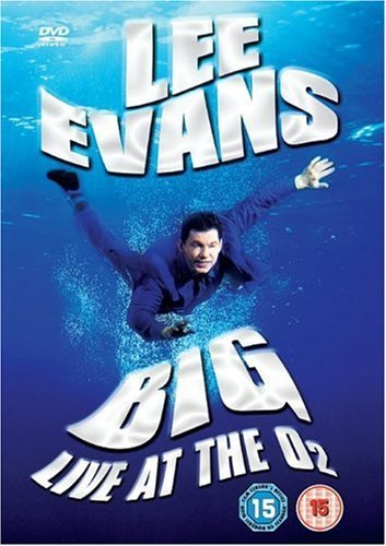 Lee Evans - Big - Live At The O2 [UK Import]