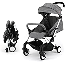 sillas de paseo ligero carritos de bebe plegable carro bebe de viaje por 0-5 años